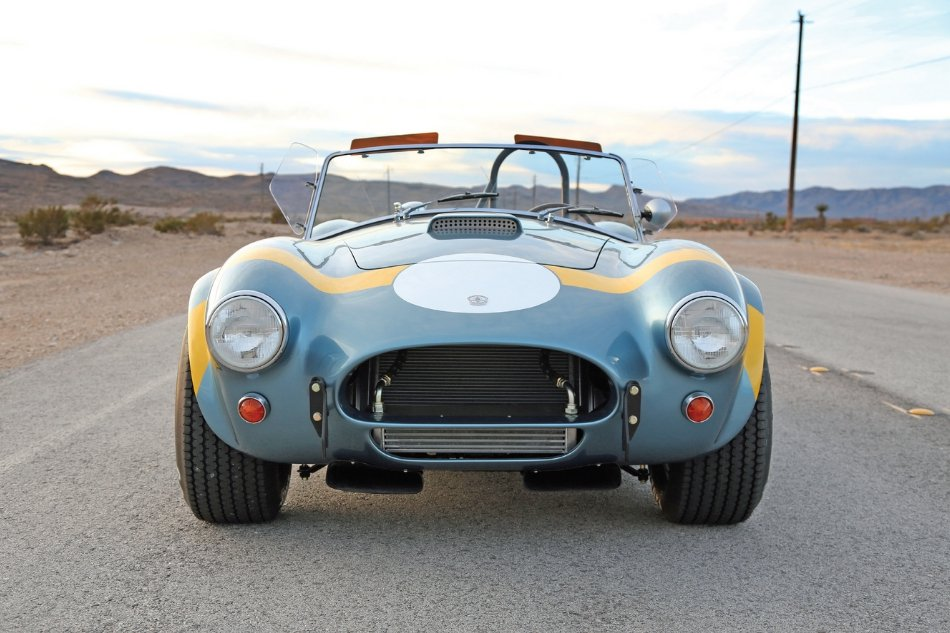 The Shelby Cobra: How a humbly-built car once beat Ferrari and became a legend