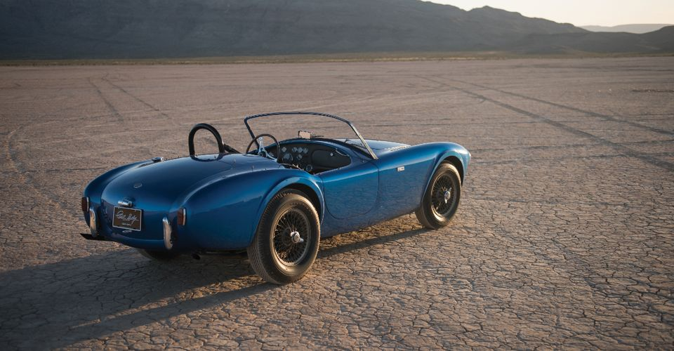 The True Story Behind The First Ever Shelby Cobra
