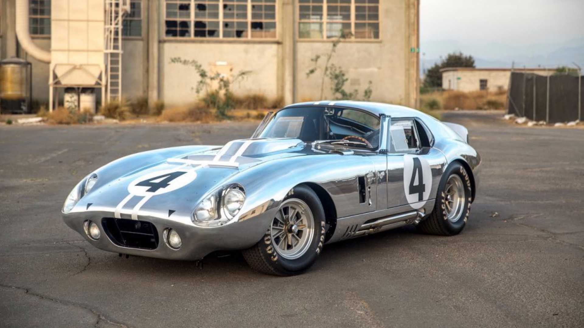 Shelby Cobra Daytona Coupe Can Be Your Secret Weapon