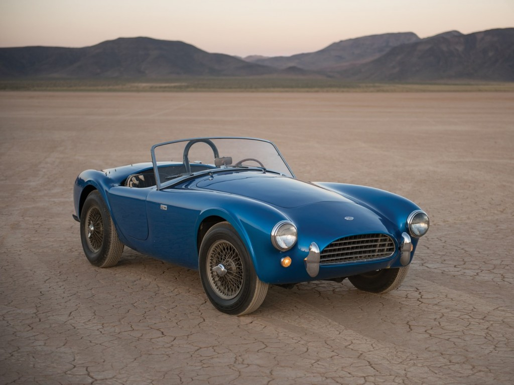 Shelby AC Cobra: 100 cars that matter