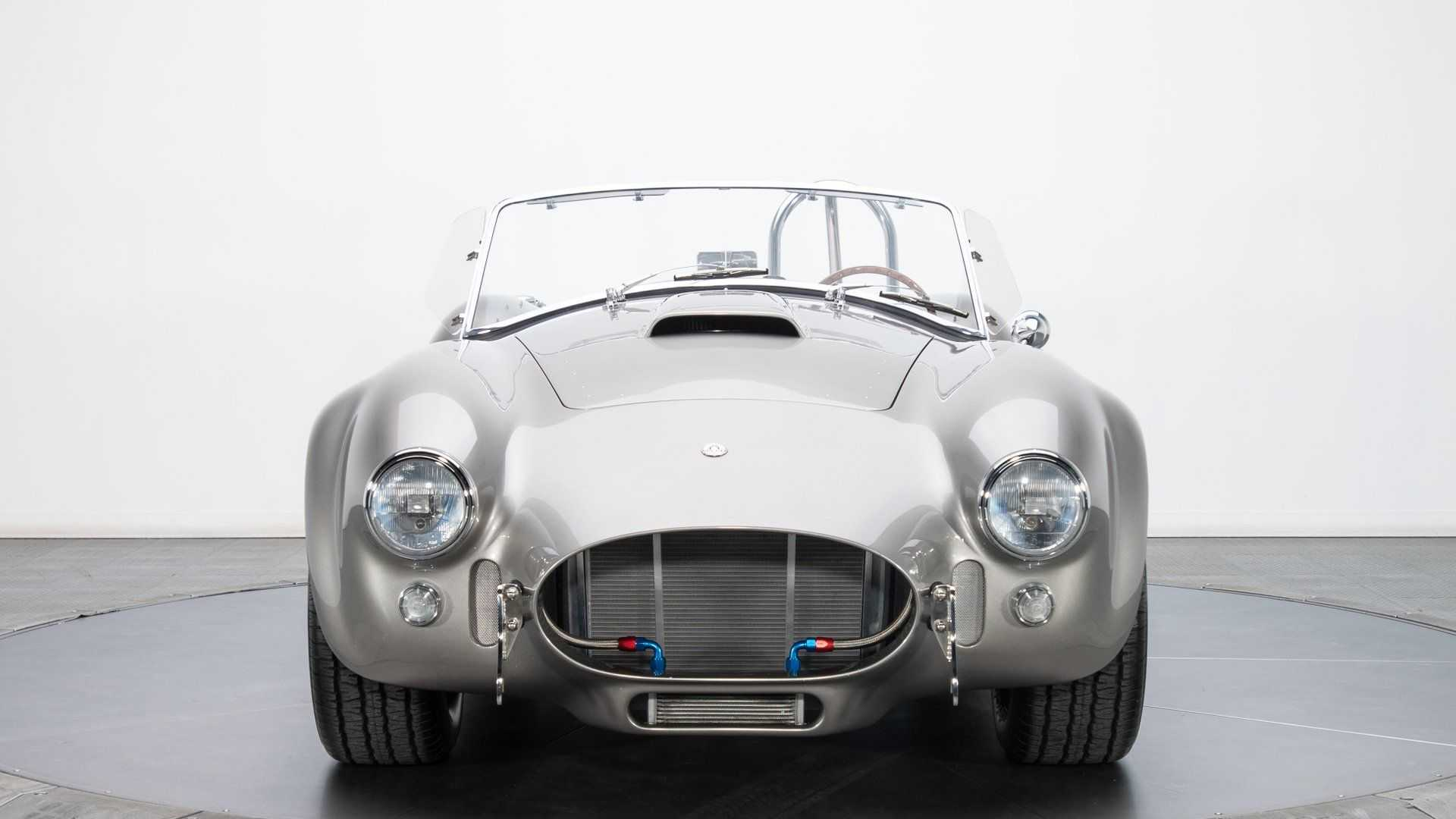 This 1965 Superformance Shelby Cobra Will Break All The Necks