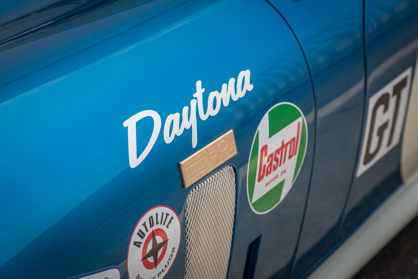 CSX9000 50th Anniversary Daytona Coupe