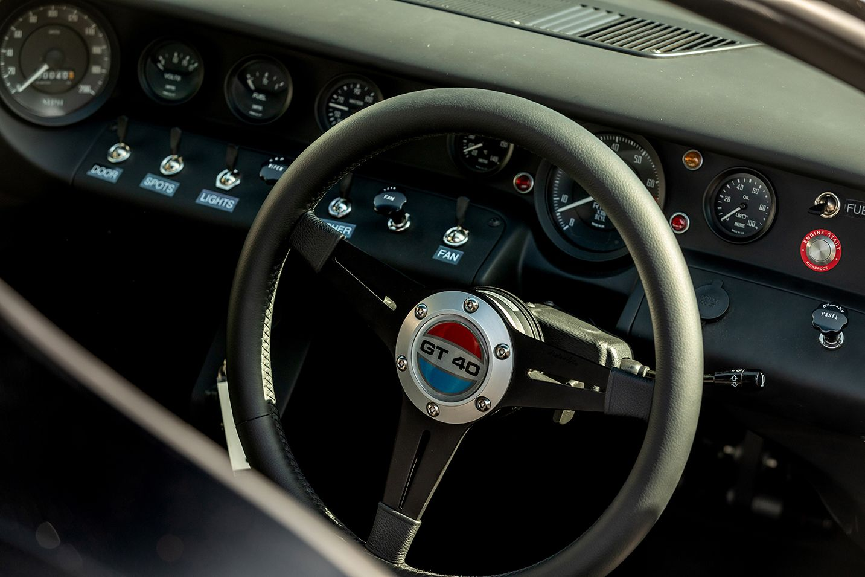 Shelby GT40 Cinema Series
