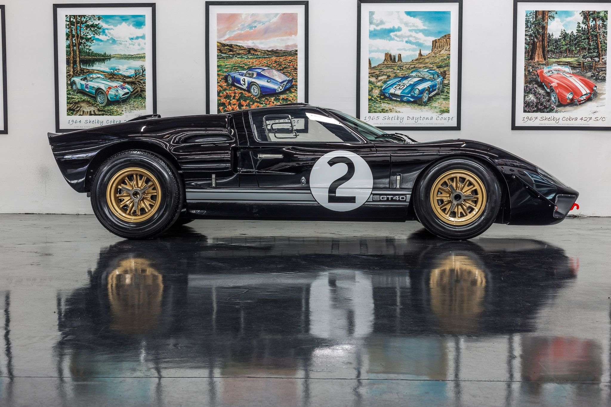 Shelby CSGT40
